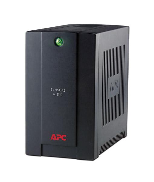 APC Back-UPS 650 - 1