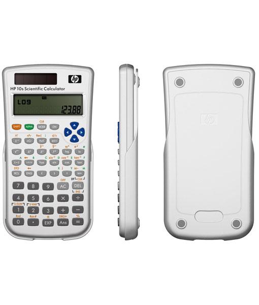 HP Scientific Calculator 10s