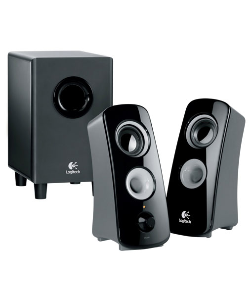 Logitech Speaker System Z323 - 1